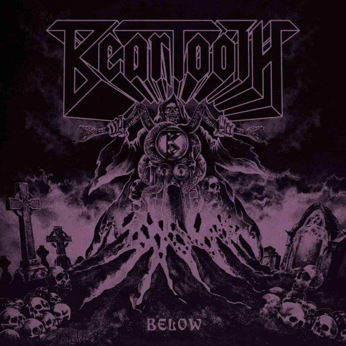 Beartooth - Below - album cover