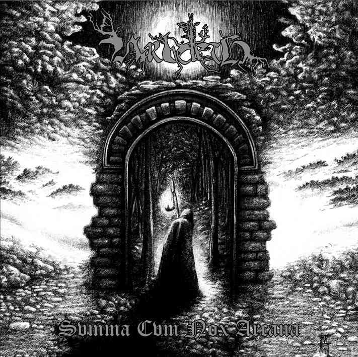 NARBELETH - Svmma Cvm Nox Arcana - album cover