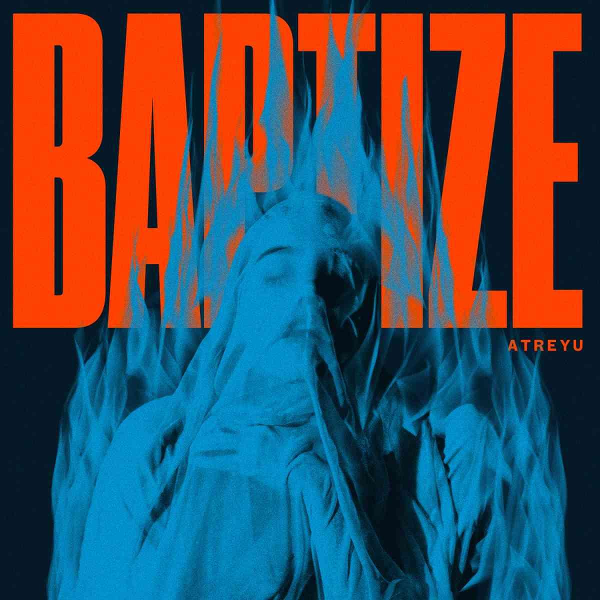 atreyu - babtize - album cover