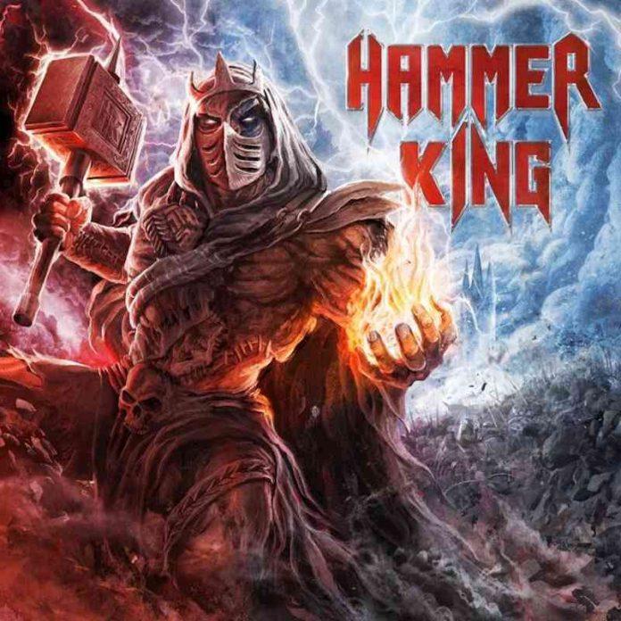 hammer king - hammer king - album cover