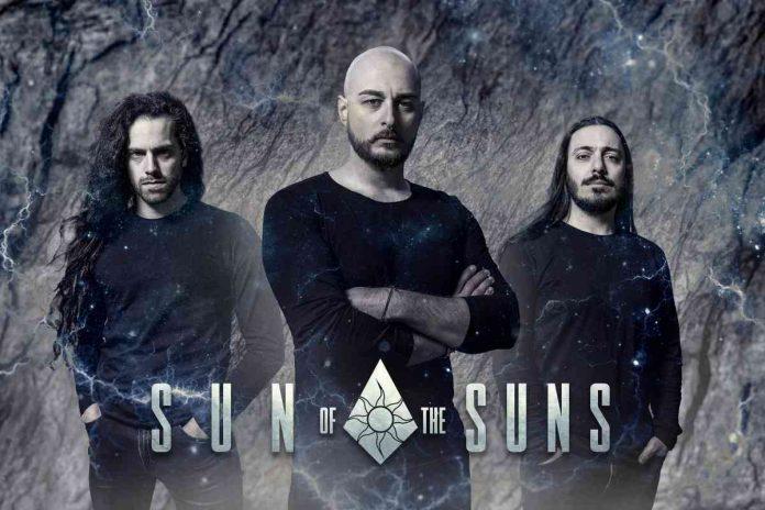 sun of the suns - band photo 2021