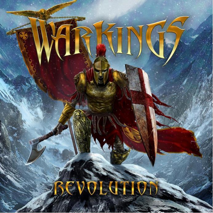 warkings - revolution - album cover