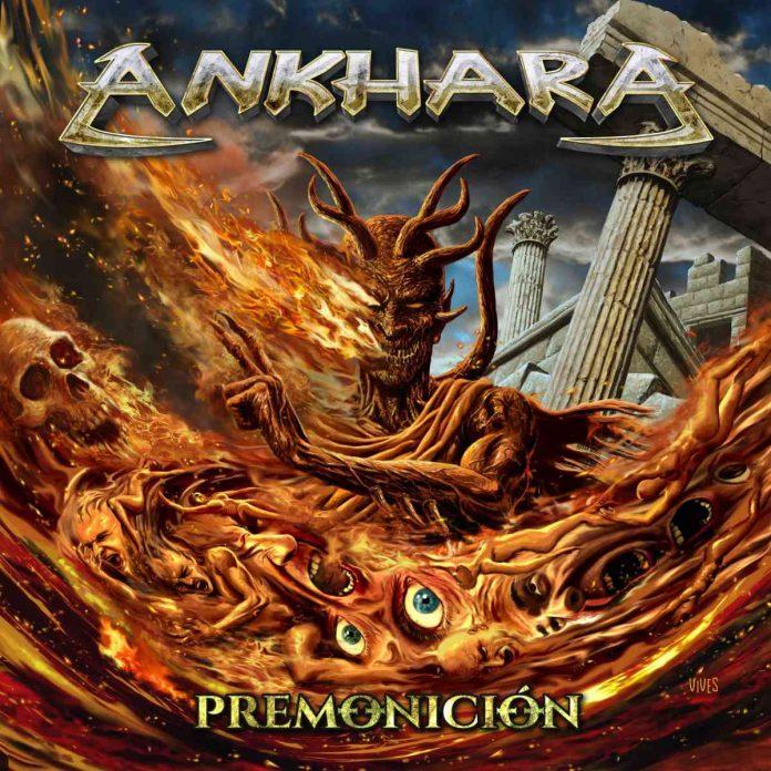 Ankhara - Premonicion - album cover