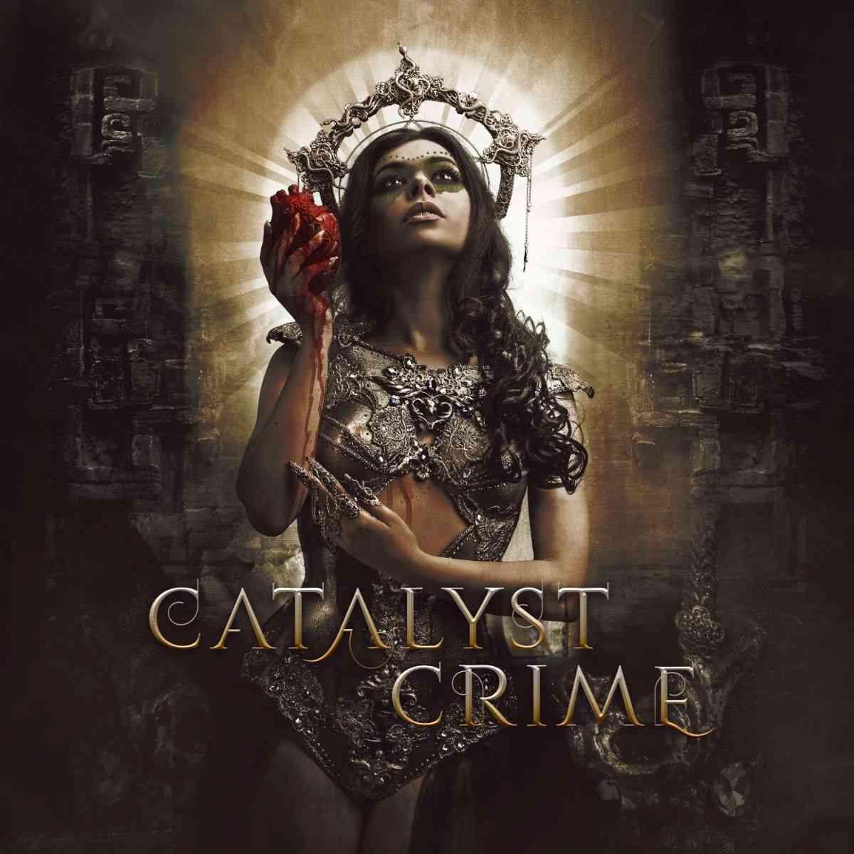 Catalyst Crime - Catalyst Crime - album cover