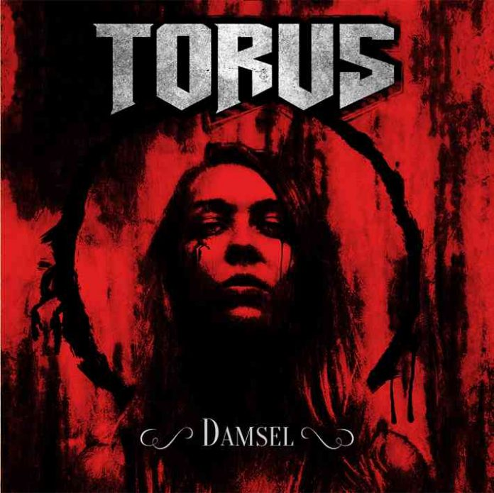 TORUS - Damsel - album cover