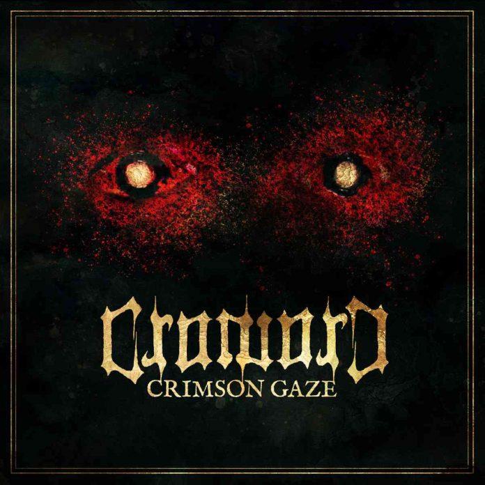 croword - crimson gaze - album cover