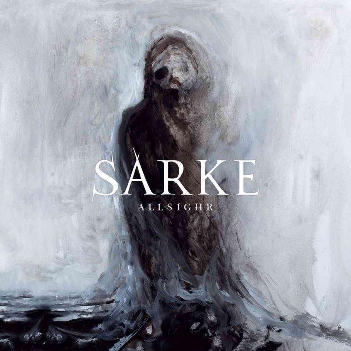 sarke - Allsighr - album cover
