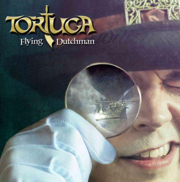 tortuga - flying dutchman - album cover
