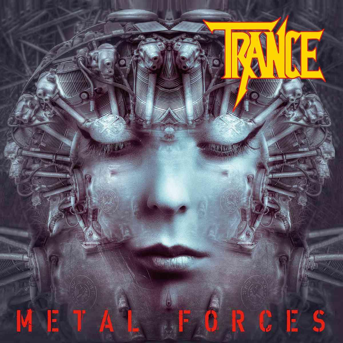trance - metal forces - album cover