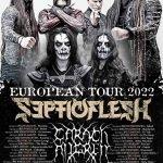 CARACH ANGREN – Tour 2022 mit SEPTICFLESH