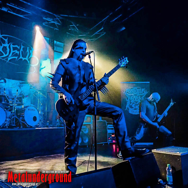 asmodeus - live photo graz 2021