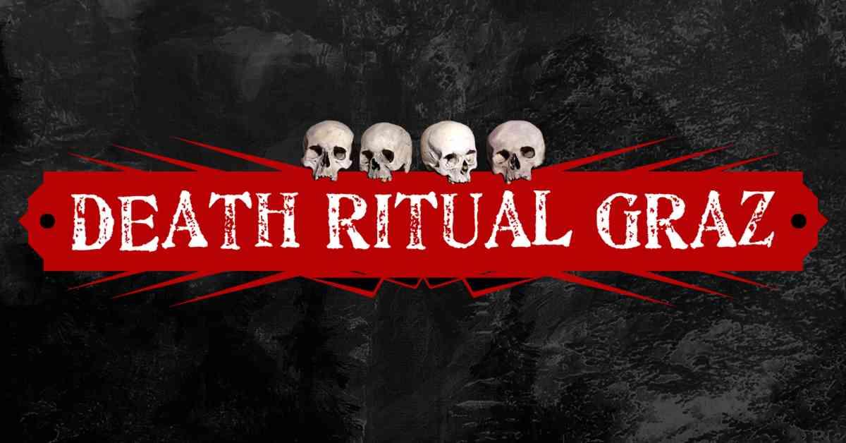 death ritual - logo