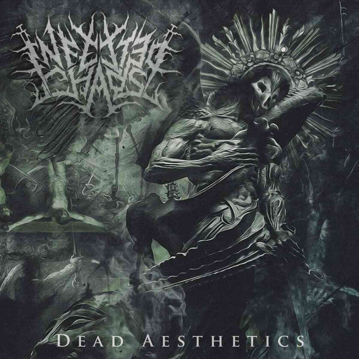 infected chaos - Dead Aesthetics - album cover