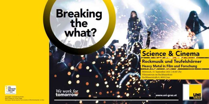 science and cinema - flyer 2021
