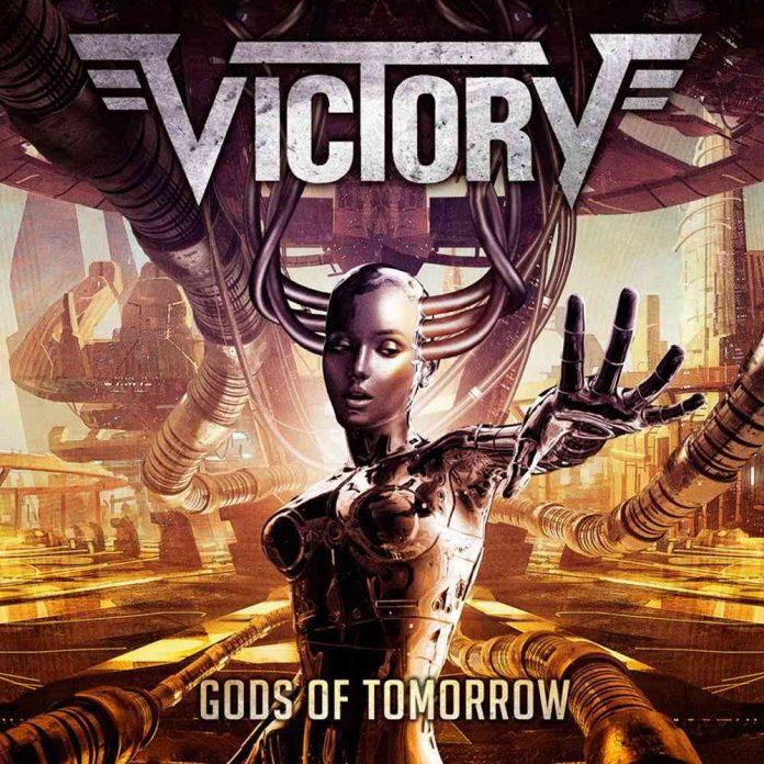 victory - Gods Of Tomorrow - album cover