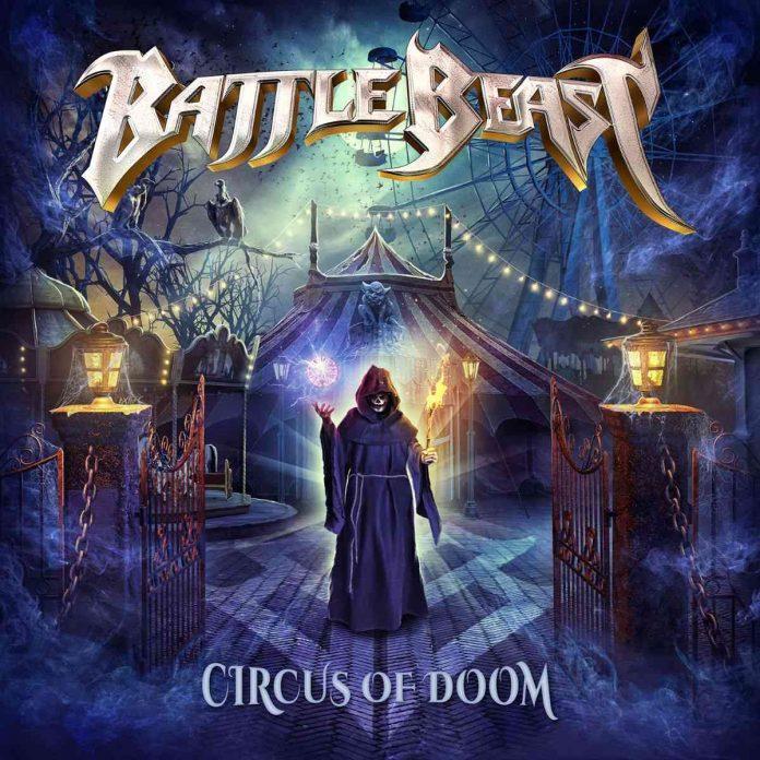 battle beast - Circus Of Doom - album cover